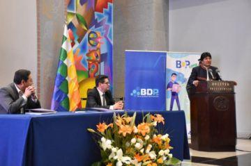 Evo anuncia programa de viviendas para jóvenes con subsidio del 30%