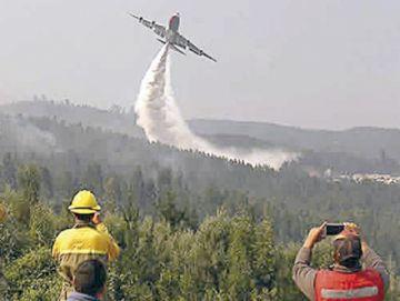 Paraguay pide resarcimiento por los incendios en el Chaco