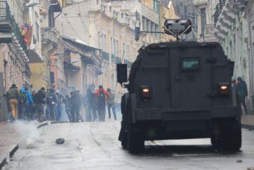 Ecuador decreta estado de excepción ante protestas