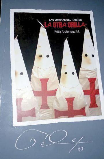 Félix Arciénega presenta su nuevo  libro este viernes