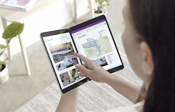 Microsoft lanza modelos con la pantalla plegable