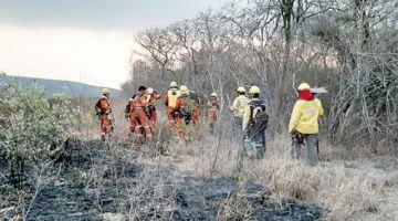 Fuego se cobra otra vida en la Chiquitanía cruceña