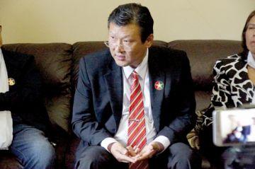 Chi: El Gobierno no debería estar solo en La Paz