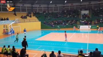 Futsal en Vivo: CRE Vs Proyecto Latin