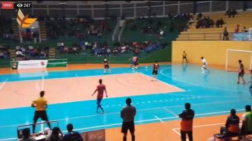 Futsal en Vivo: Universitario Vs Nantes