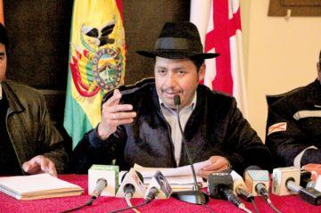 Fiscal confirma rechazo  de procesar a Urquizu