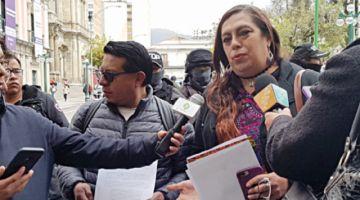 Lgtbi oficializa pedido de inhabilitación de Chi