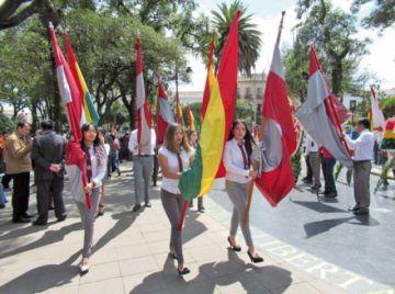 La Universidad del Valle conmemoró sus 31 años