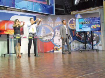 Lotería: El billete 24782 es ganador de Bs 100 mil