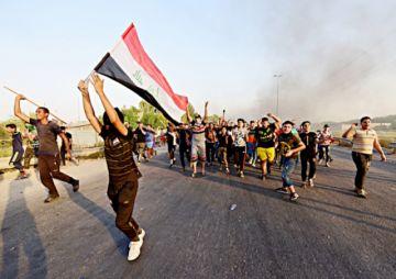 Irak: Gobierno y manifestantes abren diálogo