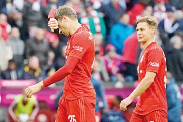 Bayern no suelta la cima
