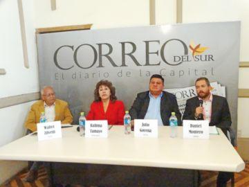 Gobernación y justicia, en la mira de siete candidatos a diputados