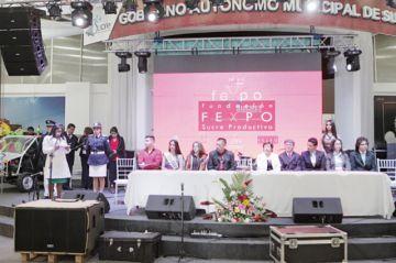 Fexpo pide común unión para hacer de Sucre un epicentro ferial nacional
