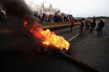 Ecuador: Investigan muerte de un hombre por atropellamiento en protestas
