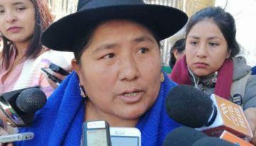 """Bartolinas advierten con """"lucha armada"""" para defender el proceso de cambio"""