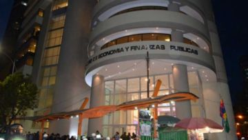 Gobierno asegura que préstamo de $us 100 millones de la CAF es para inversión pública