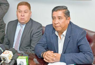 Salinas anuncia proceso