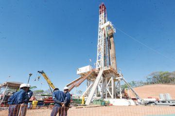 Perforan pozo Boicobo Sur, el tercero de acuerdo marco