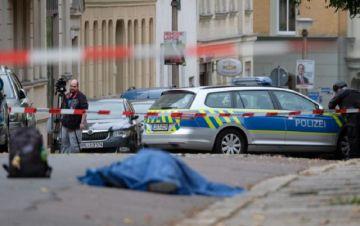 Dos muertos en  tiroteo cerca de sinagoga en Alemania
