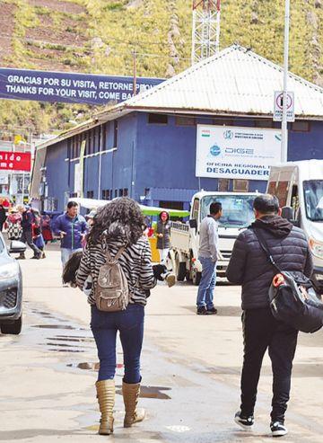 Boliviana logra escapar  de sus captores en Perú