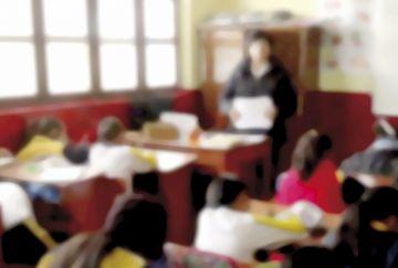 Pedagoga: Para educar el golpe no es necesario