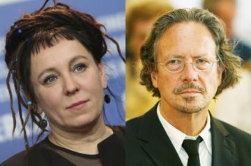 Tokarczuk y Handke ganan el Nobel de Literatura 2018 y 2019