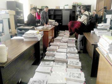 Sala Civil del TSJ resolvió 733 procesos pendientes