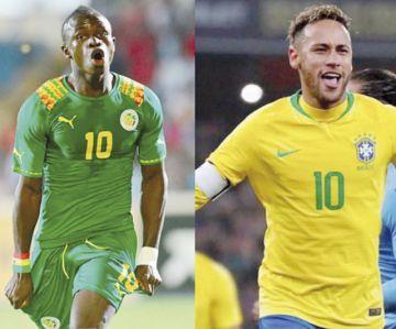 Mané se mide con Neymar
