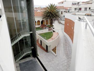 El centro La Sombrerería se inaugurará el domingo