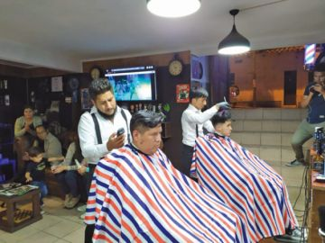 Primer aniversario de German Barber Shop