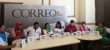 Debate en vivo: Candidatos a diputados por Chuquisaca
