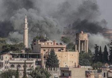 Incursión turca en Siria deja primeras víctimas