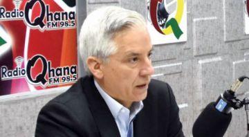 García Linera: Cabildos no asustan, sino enseñan