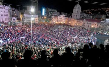 La Paz: Cabildo decide desobediencia
