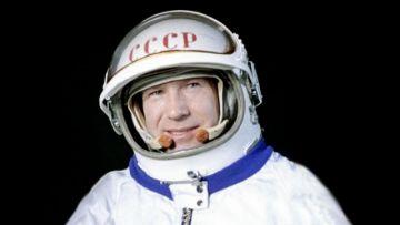 Fallece el primer caminante espacial Alexéi Leónov