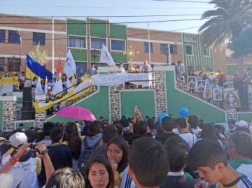 Iglesia católica renueva su espíritu misionero