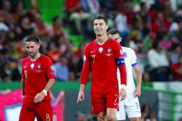 Portugal y Francia sonríen en la Eurocopa
