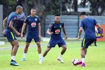 Brasil busca reinvindicarse