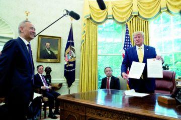 EEUU valora pacto con China para beneficio de granjeros