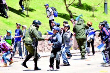 Potosí: Cierre de campaña del MAS acaba en peleas