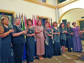 Mesas Panamericanas cierran Convención Bienal