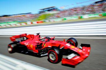 Vettel primero