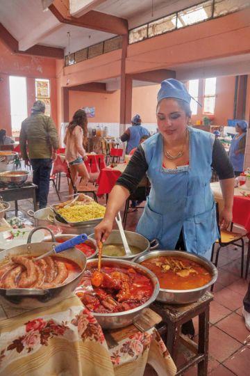 Mercado Central: Memoria  gastronómica