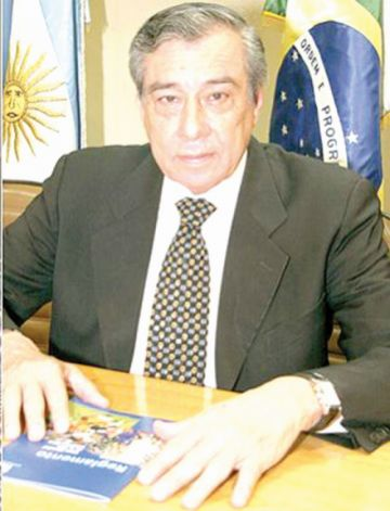 Fallece Romer Osuna, extesorero de la Conmebol