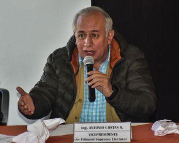 Costas: La Policía tendrá que intervenir si las huelgas persisten