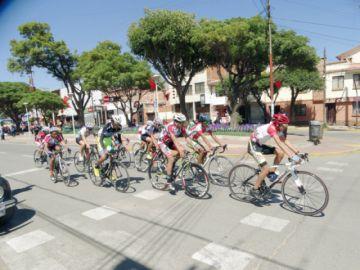 Supremacia chuquisaqueña en ciclismo