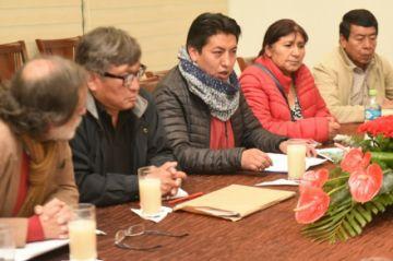 Comcipo levanta huelga en La Paz y acusa al Gobierno de dilatar conflicto