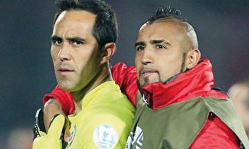 Chile tendrá bajas para el amistoso con Guinea