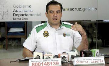Esperan que lluvia apague el fuego en la Chiquitanía