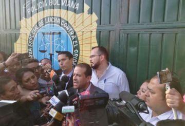 Santa Cruz: Cívico adelanta que jóvenes arrestados serán liberados